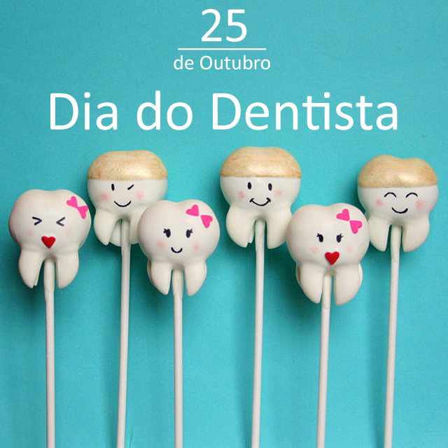 Birthday Cake Design For Dentist : 25 de Outubro   Dia do Dentista Portal OdontoNutricao